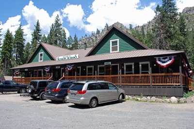 Kennedy Meadows Resort, Sonora Pass, CA