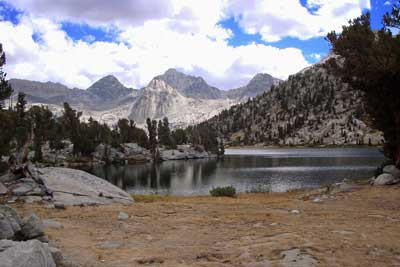 Lower Rae Lake, Kings Canyon National Park, CA