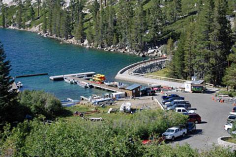 Cabins in lake tahoe for weekend rental lake tahoe for Echo lake ca cabine