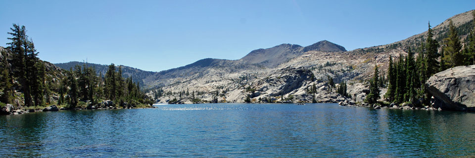 Fontanillis Lake, Desolation Wilderness, CA