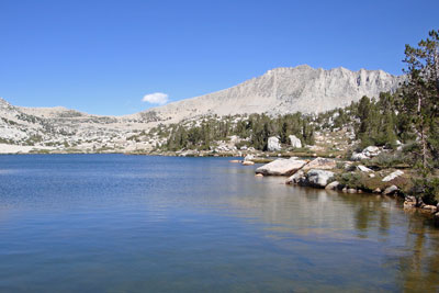 Pioneer Basin, John Muir Wilderness, CA