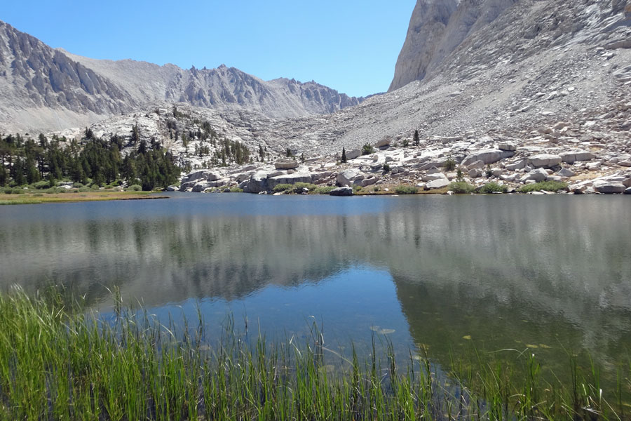 Timberline Lake, Sequoia Canyon National Park, CA