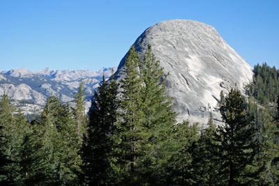 Fairview Dome, Yosemite National Park, CA