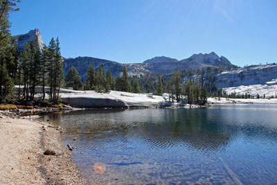 Lower Cathedral Lake, Yosemite National Park, CA