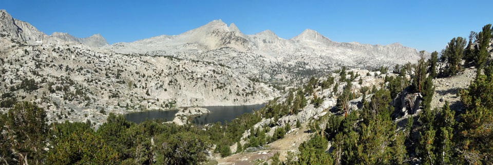 photo of Sixtry Lake Basin, Kings Canyon National Park, CA
