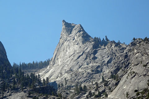 The Sphinx, Kings Canyon National park, CA