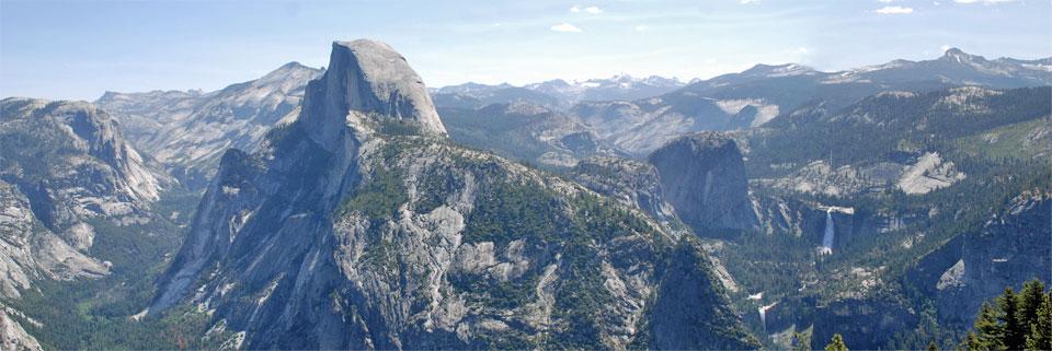 Little yosemite valley trail map publicscrutiny Choice Image