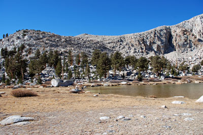 Cottonwood Lakea, John Muir Wilderness, CA