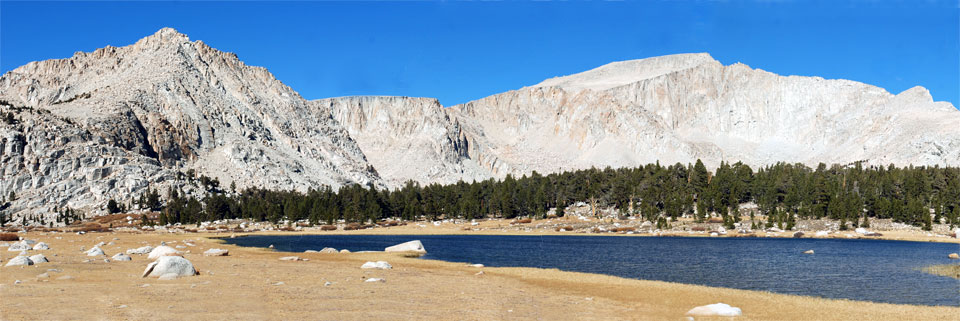 Cottonwood Lakes, John Muir Wilderness, CA
