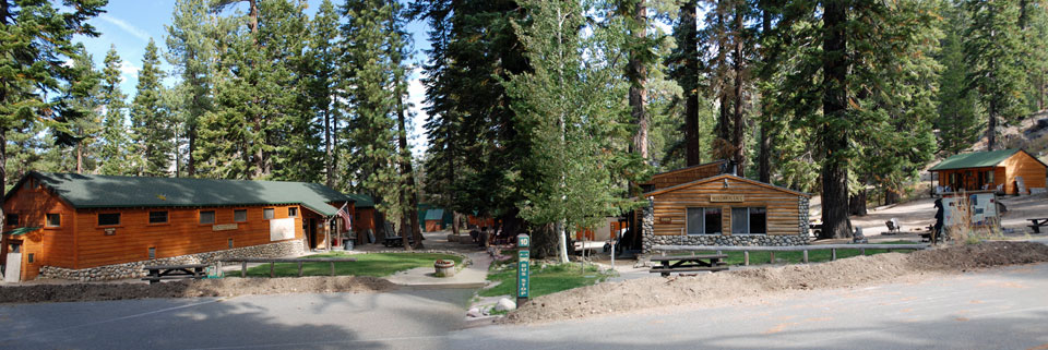 Reds Meadow Resort, near Devils Postpile National Monument, CA