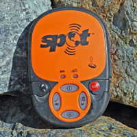 Spot Messenger GPS device