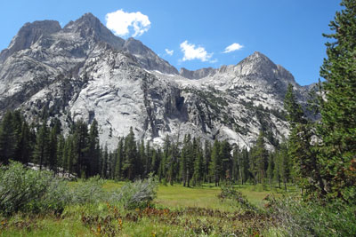 photo of Big Pete Meadow, Kings Canyon National Park, CA