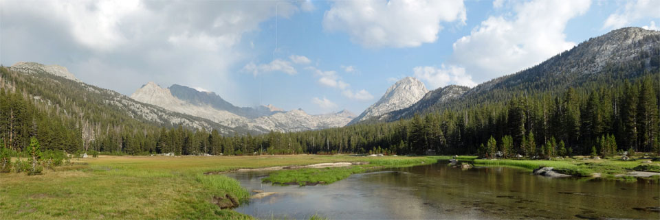 photo of Evolution Valley, Kings Canyon National Park, CA